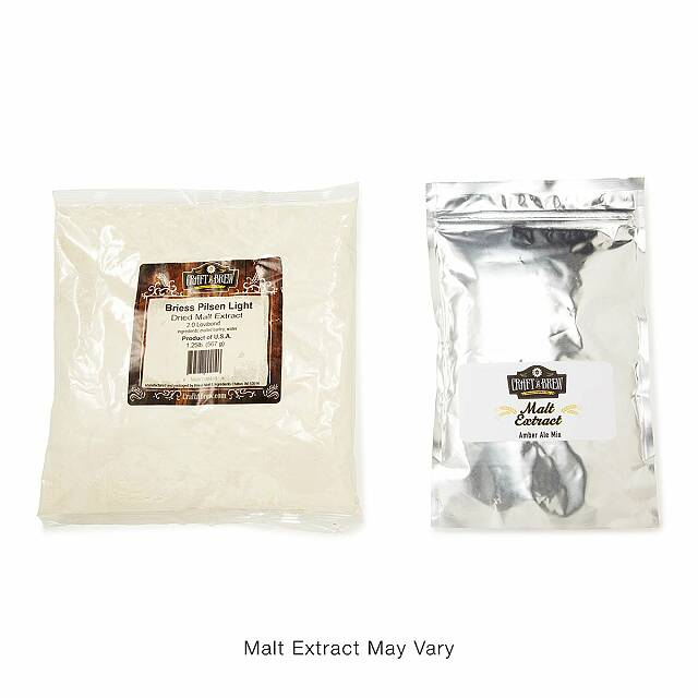 Vermont Maple Porter Beer Brewing Kit 4