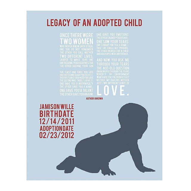 Legacy of An Adopted Child 2