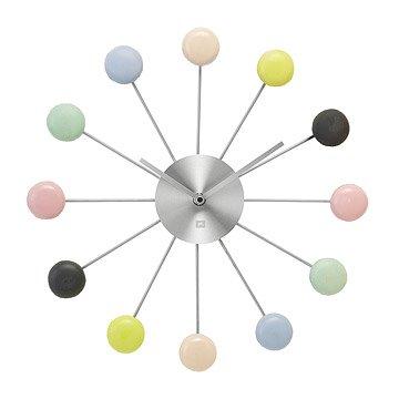 Macaron Wall Clock