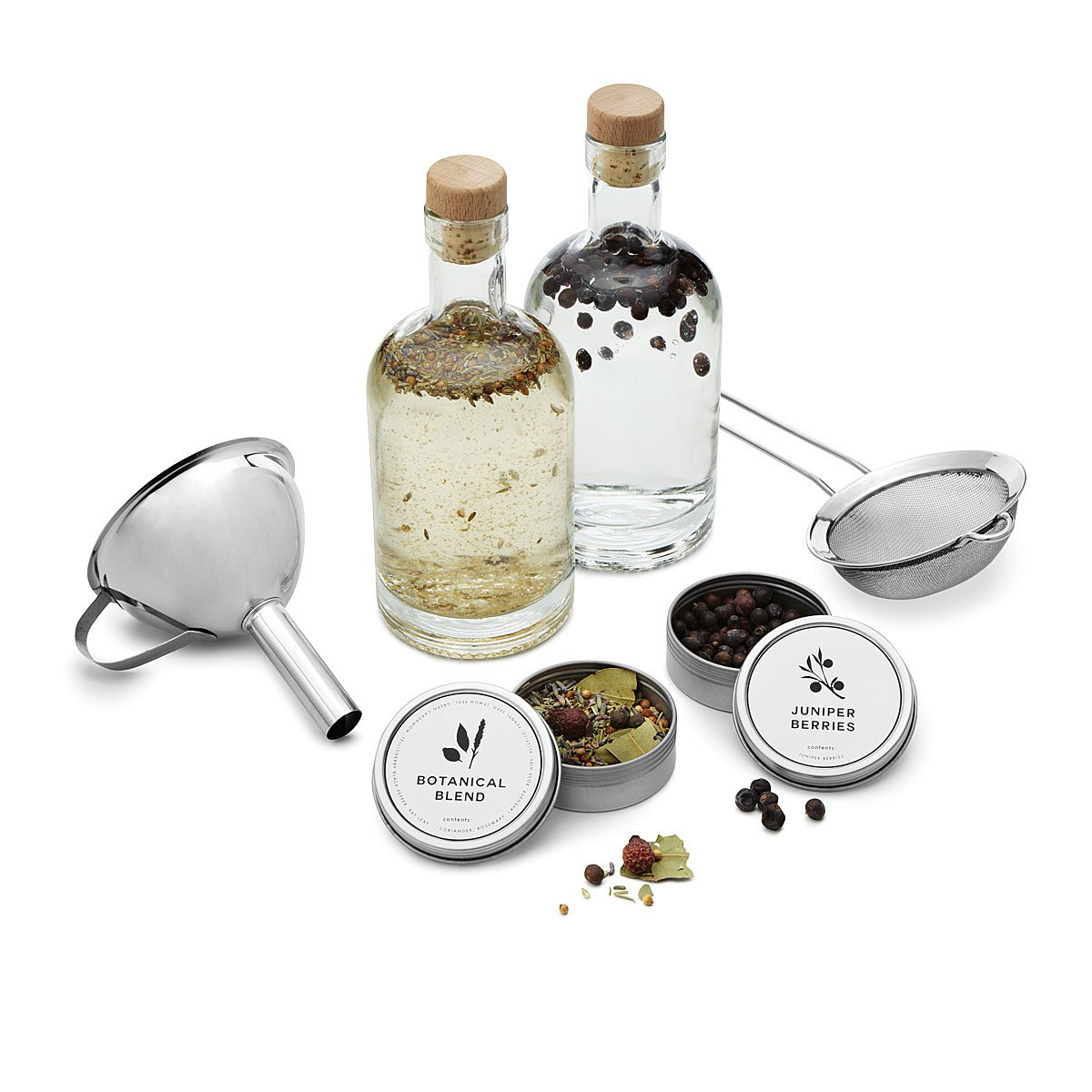 Homemade Gin Kit | make moonshine, alcohol, your own liquor ...