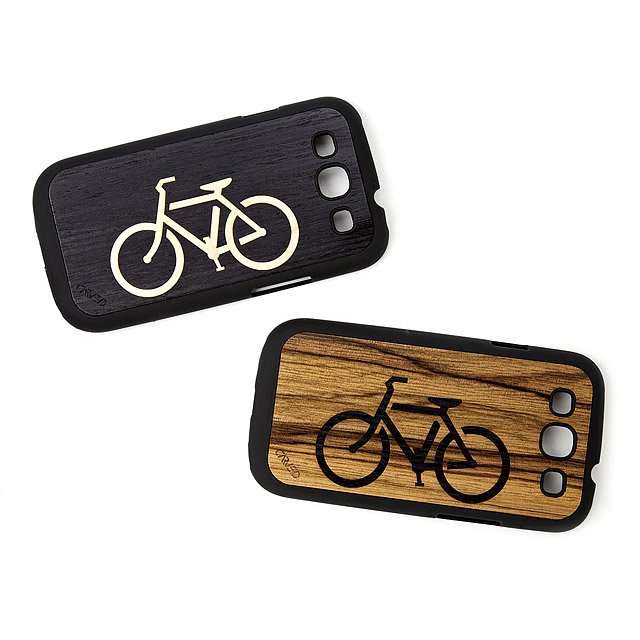 Bicycle Wooden iPhone Case 2