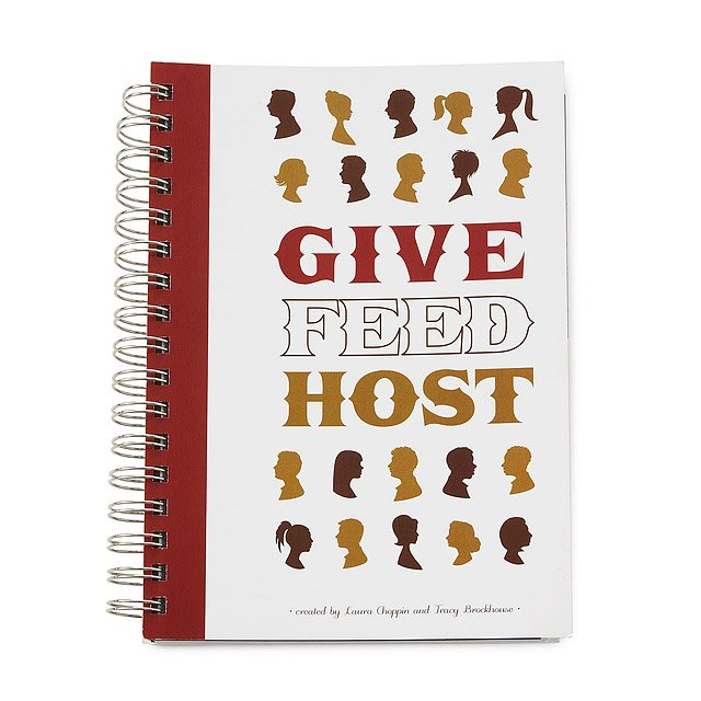 Give Feed Host Journal