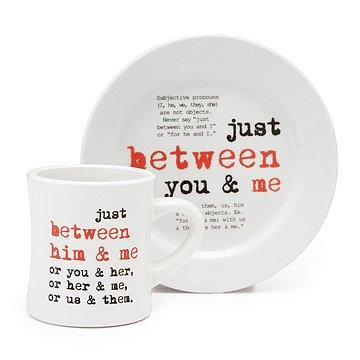 Grammar Rules Plates