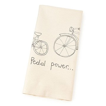 Pedal Power Towel