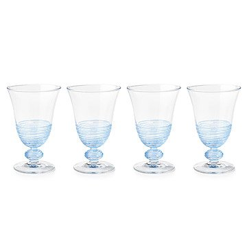 Tulip Glasses - Set of 4