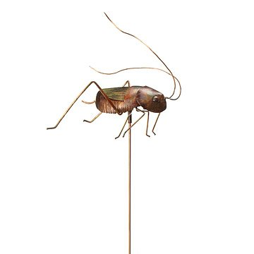 Cricket Garden Stake