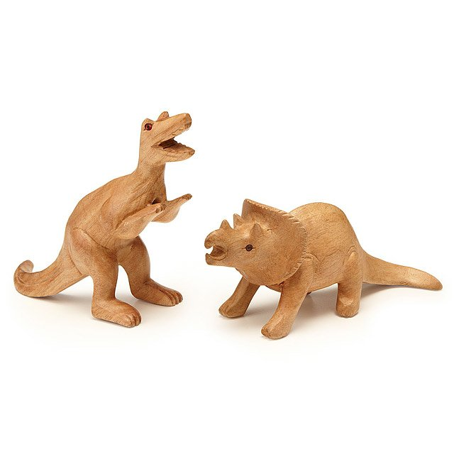 Dino Sounds - T-Rex or Triceratops