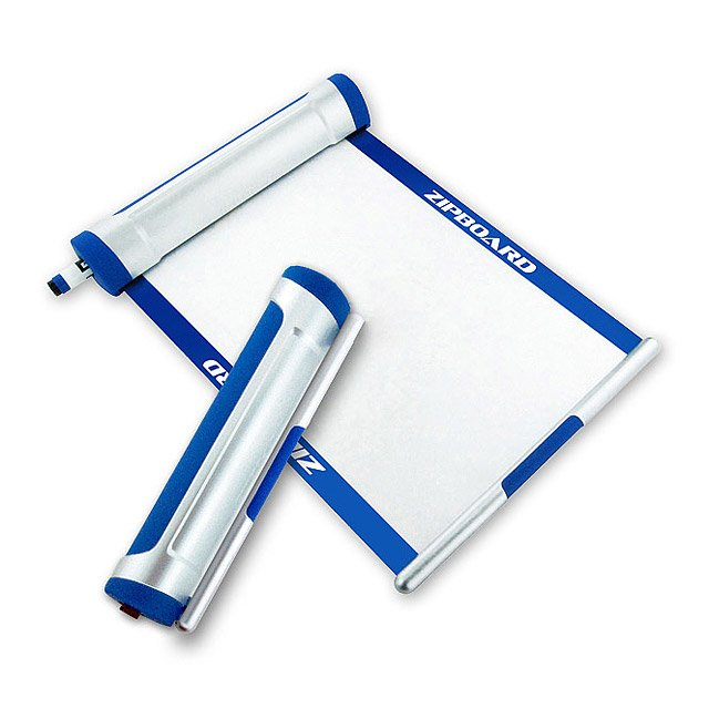 Zipboard Retractable Whiteboard 3