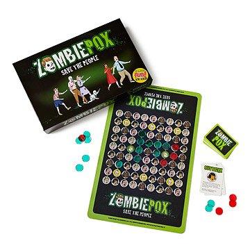 Zombie Pox Strategy Game