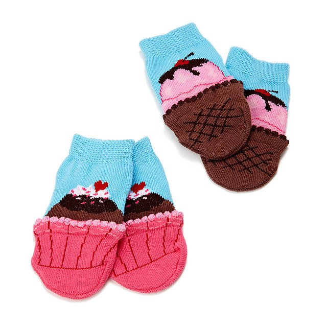 Sweets Shop Baby Socks