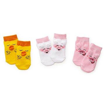 Barnyard Buddies Baby Socks