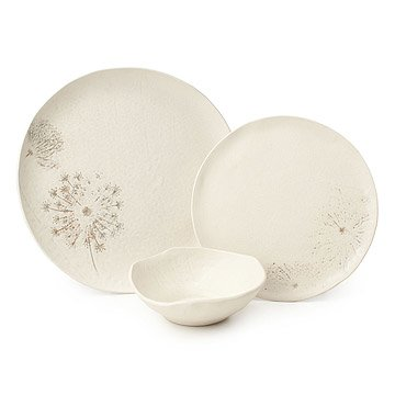 Queen Anne Porcelain Dishware Collection