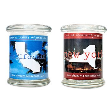 United Scents of America Candles