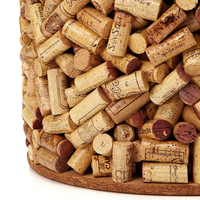 Wine Cork Stool 2