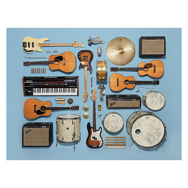 Musical Instruments Puzzle 2