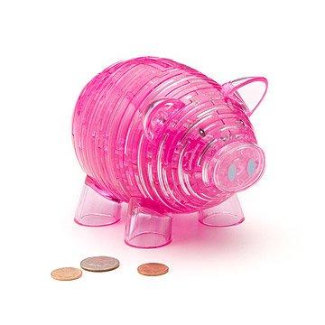 3D Piggy Bank Puzzle