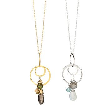 Moontide Necklaces