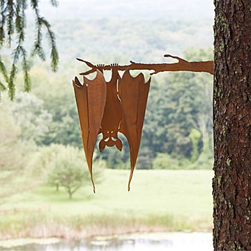 Bat on a Branch