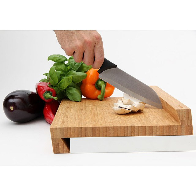 Bamboo Cutting Board 2