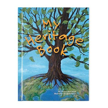 Custom My Heritage Book