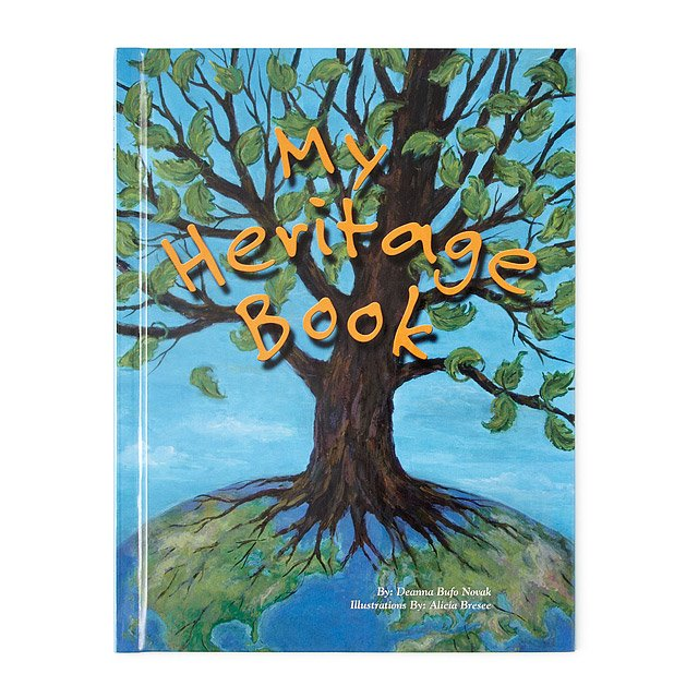 Custom My Heritage Book