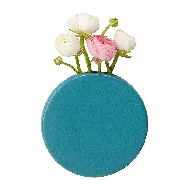 Wall Dot Bud Vase