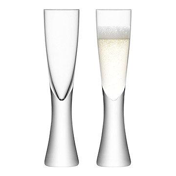 Elina Champagne Flutes - Set of 2
