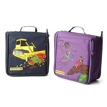Garden and Construction Lunch Boxes
