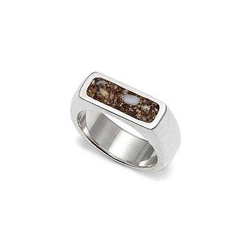 Custom Beach Women's Ring
