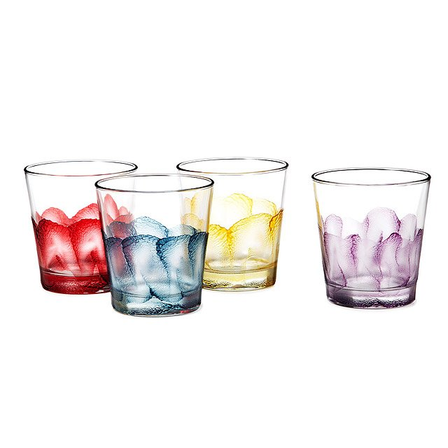 Rumba Glasses - Set of 4