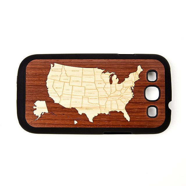 USA Map Phone Case 2