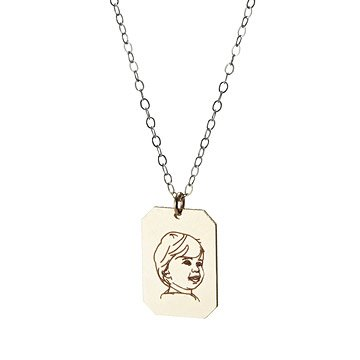Custom Treasure Necklace