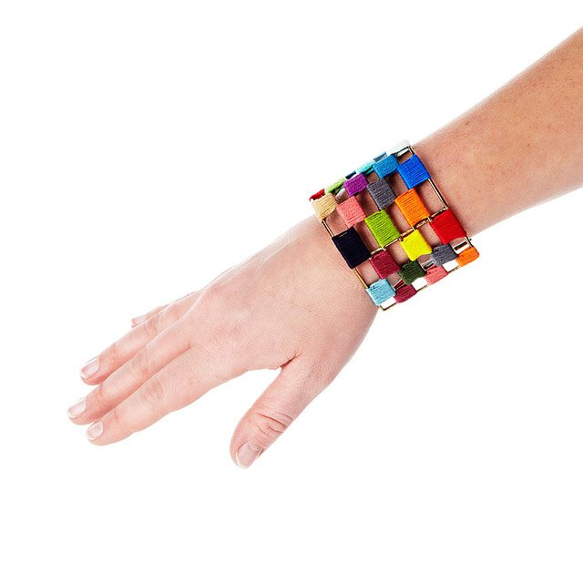 Threaded Spectrum Cuff 2