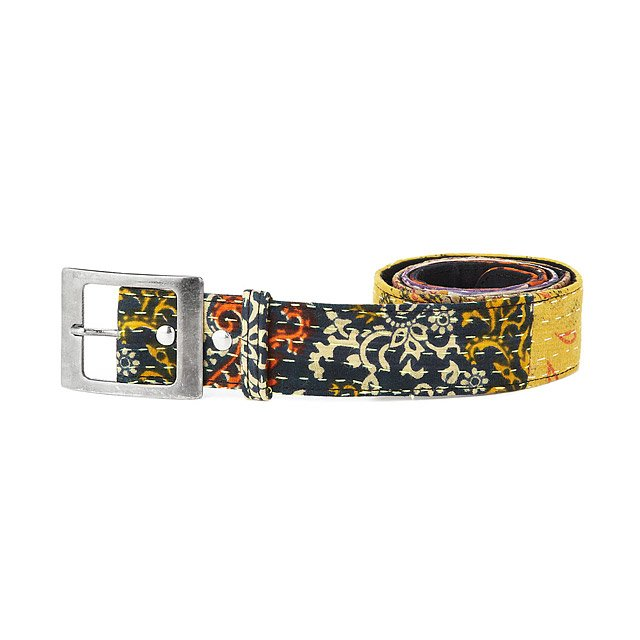 Kantha Patchwork Belt