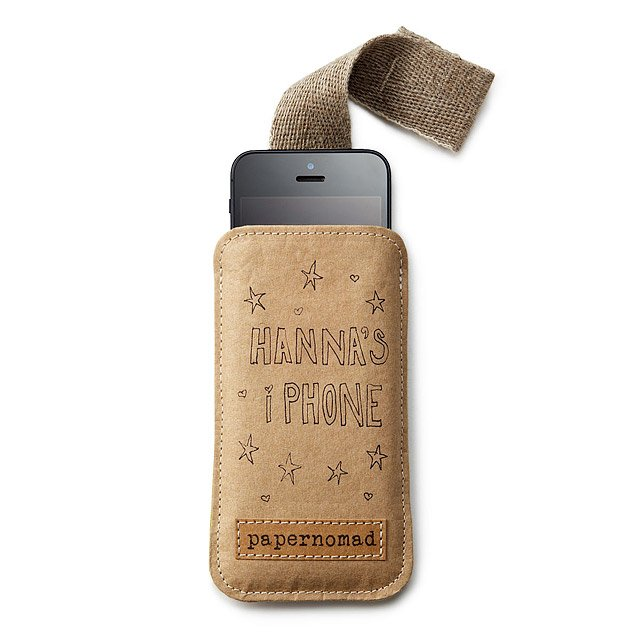 Papernomad iPhone5 Sleeve 2