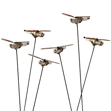 Plug Bug Stakes - Set of 6