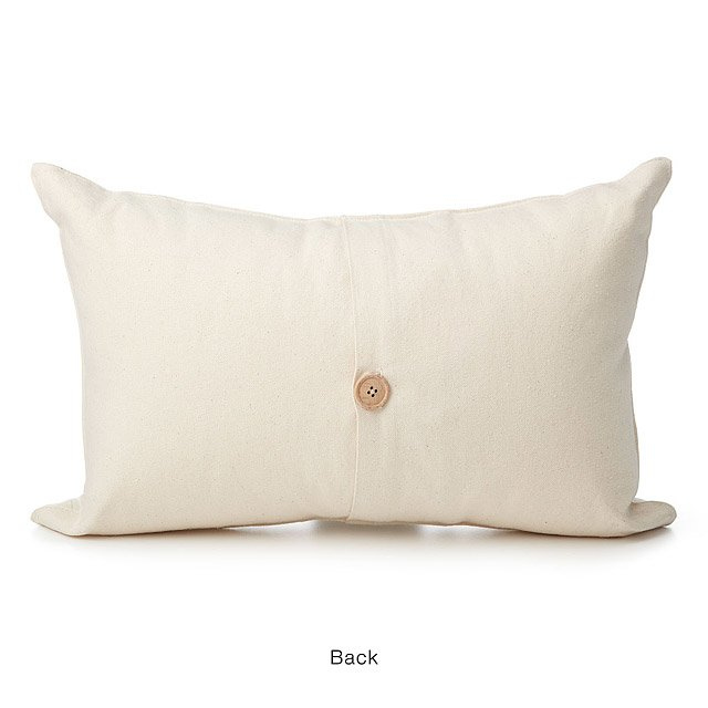 Blank Page Pillow 2