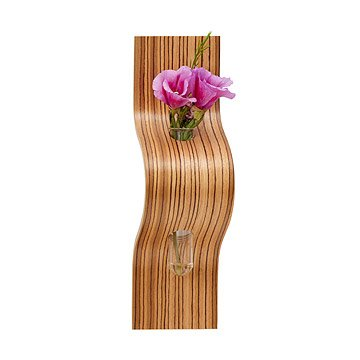 Single Bud Vase Wall Vase Contemporary Design Uncommongoods