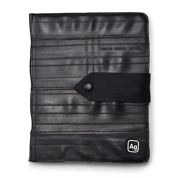 Meridian ipad Upcycled Bike Tube folio