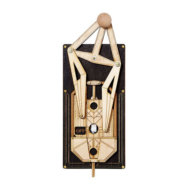Art Deco Toggle Switch 2