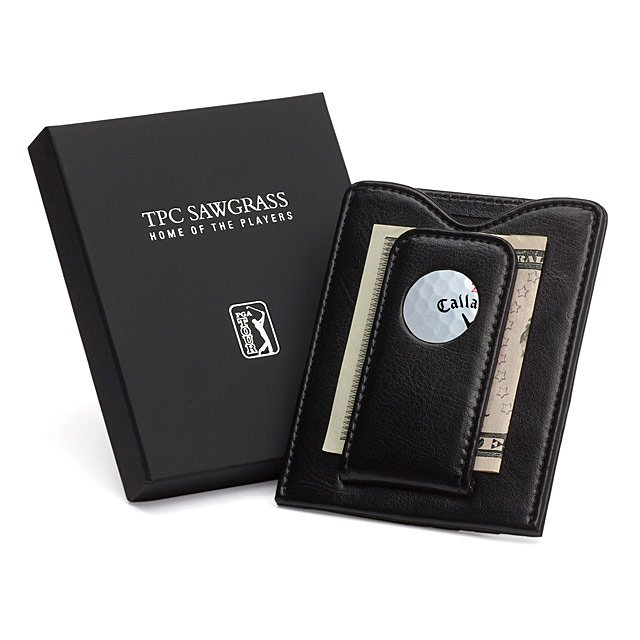 TPC Sawgrass Golf Ball Wallet