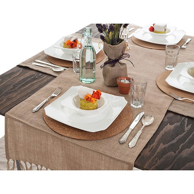 Natural Beauty Table Setting 2