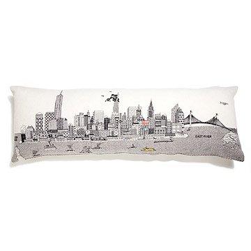 NYC Skyline Pillows