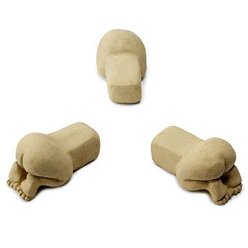 Rear End Pot Feet - Set of 3