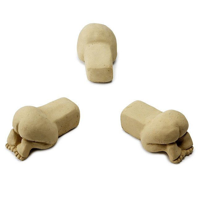 Rear End Pot Feet - Set of 3