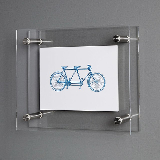 Tandem Bicycle Print 2