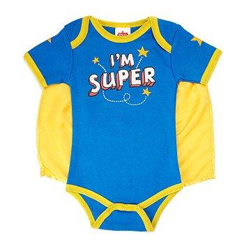 I'm Super Babysuit