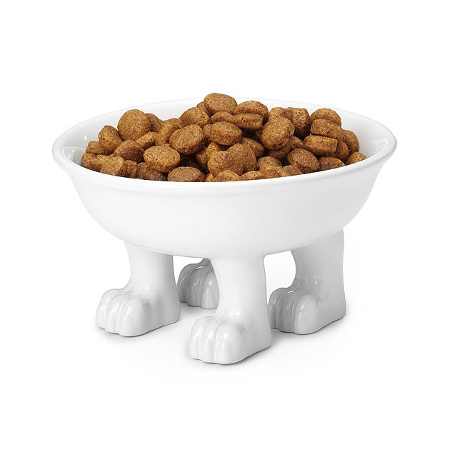 Footed Pet Bowl 2