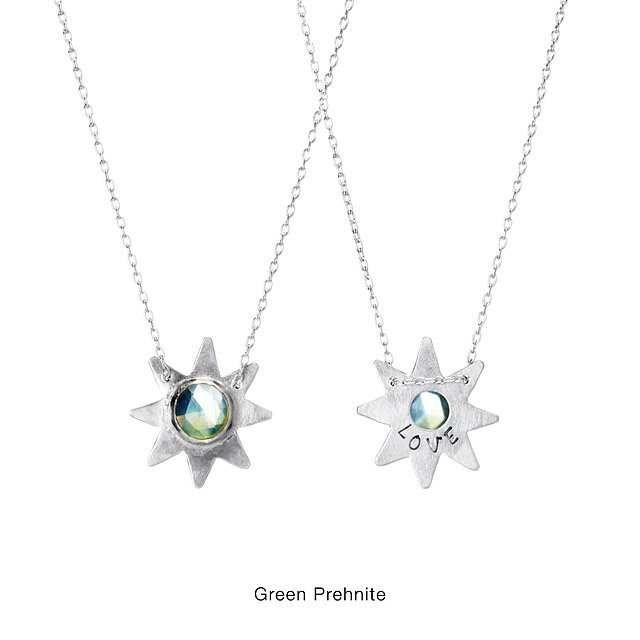 8 Pointed Star Pendant 2