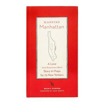 Mapping Manhattan Book